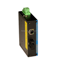 Industrial Media Converter with Single mode single fiber or single mode dual fiber