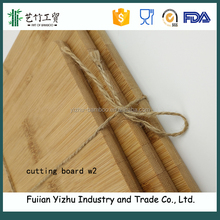 natural bamboo cutting boards/bamboo vegetable board/ bamboo cheese board set