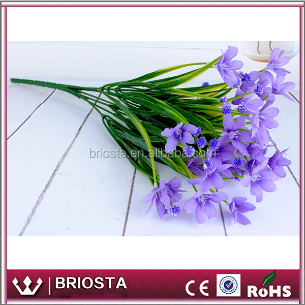 Wholesale Artificial Flower Branch Home Decor Spring Flower