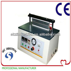 Laboratory heat sealer manual heat sealer