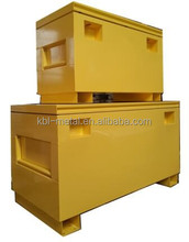 Customized High Quality Jobsite Storage Tool Box with Built-in Handles