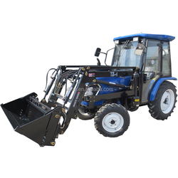 Chinese best quality high efficiency small tractor front end loader