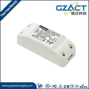 5years warranty TUV CE approved 3w 6w constant current led driver/power supply for led downlight