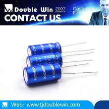 2.7V3000F High capacitance Cylinder Supercapacitor Ultra Capacitor EDLC Tjdoublewin China