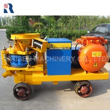 Explosive-proof Electric driven Concrete Spraying Shotcrete Machine 5m3/hour for Wet Guniting