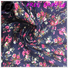 2017 Hot Sales Women Clothing Woven fabric Printed 60s Cotton Poplin Fabric Factory Price