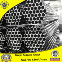 Manufacture Stainless Round Steel Pipe For