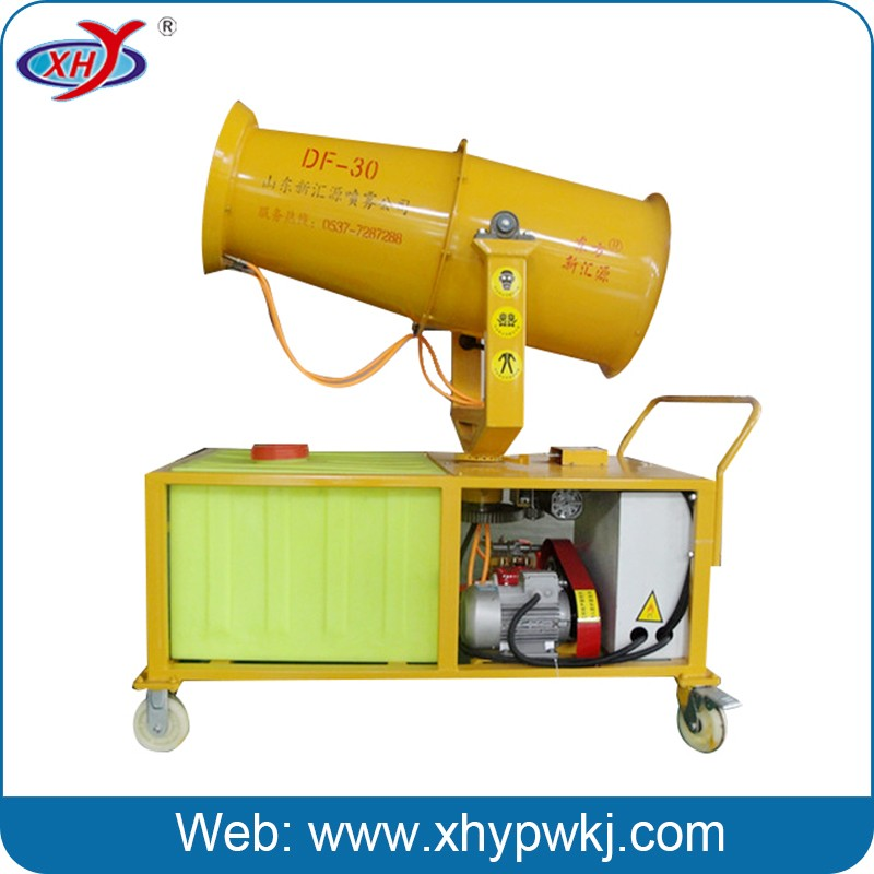 Female thread rotating spraying insecticide sprayer pump