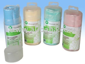 cleaning cloth synthetic chamois