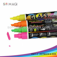 private label Reversible Tip 6mm sharpie pen sets