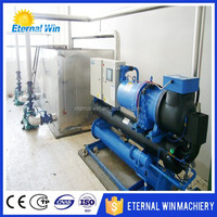 High oil output easy operation PLC corn oil refinery plant corn germ oil press equipment