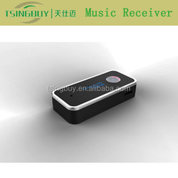 Brand new portable wireless car bluetooth audio bluetooth transmitter music receiver for car