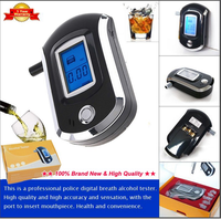 Alcohol Tester Alkohol Tester Breathalyzer Analyzer