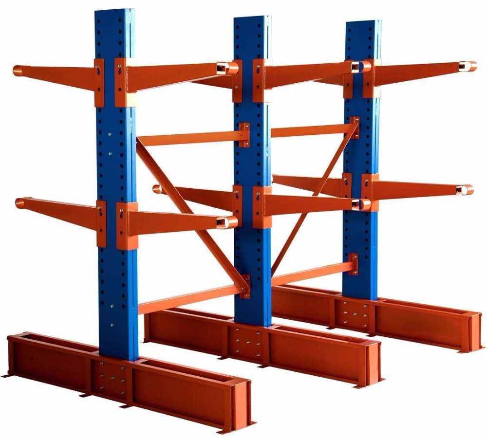China high capacity heavy duty cantilever racking