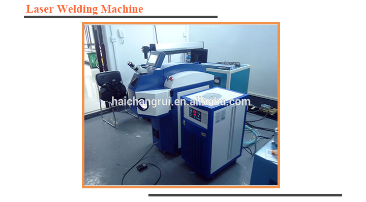 High quality jewelry gold/battery/stainless steel auto parts/mould laser spot welding machine for sale from Wuhan supplier
