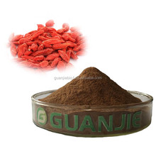 13 years manufactory supply high quality wolfberry extract goji berry extract