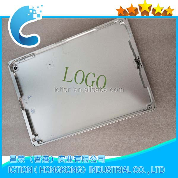 Battery Door Back Rear Housing Cover Case Replacement For Apple iPad mini A1432 wifi Version with logo