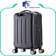 ABS+PC hardshell 4 spinner wheels cheap carry-on luggage for travel