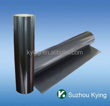 Black high dimensional stability film for electric transformer , Black label, shielding, and masking