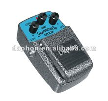 Low price!!E20CM Effect compressor pedal for guitar