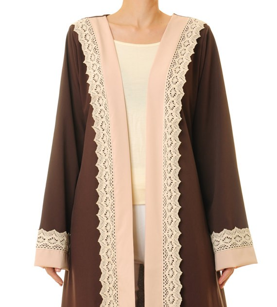 2017 New Design Wholesale Dubai Abaya Islamic Clothing Kimono Open Front Muslim Women Abaya