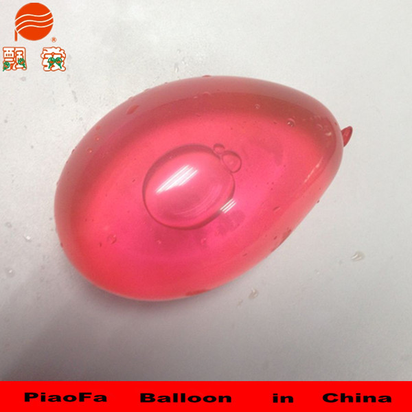Factory Customized New style red wedding decorations Magic Water Balloons wholesale Water Balloons halloween toys