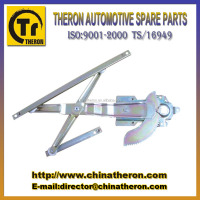 proton saga parts power window regulator and motor assembly front door iswara
