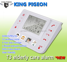 GSM 3G Senior Healthcare device ,elder care equipment, health care products for home use