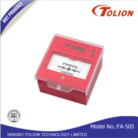 LED Indicator Fire Alarm Manual Call
