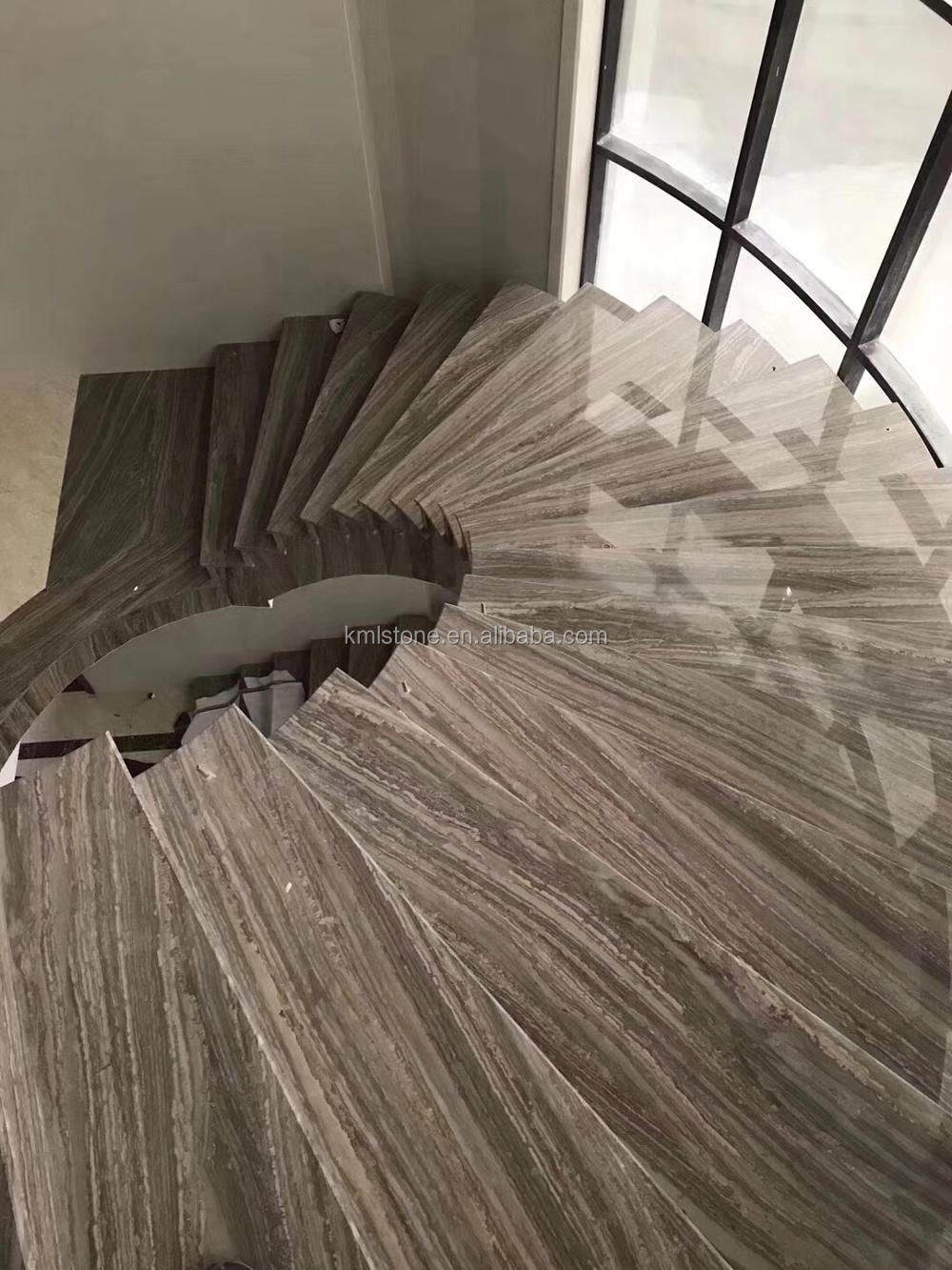 Marble Skirting And Marble Step Stair