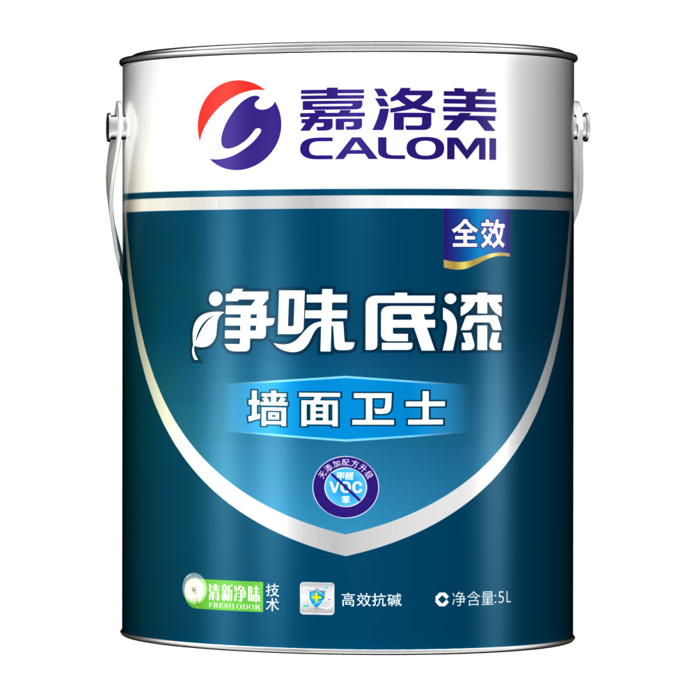 China Top5---Heathy Anti-Alkali Interior Primer