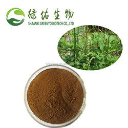 High Quality Black Cohosh Extract powder Cimicifuga racemosa extract