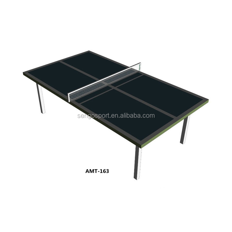 Waterproof Removable Outdoor Folded Portable Table Tennis Table Pingpong Table