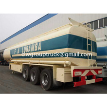 52000 Liters oil tank trailer transport truck