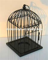 OEM Customize welcome decorative metal canary breeding bird cage