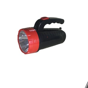 WY-847AC police hand lights led hunting spotlight rechargeable handheld spotlight