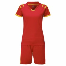 custom professional design sublimation soccer jersey/tennis clothes/badminton wear for women