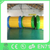 Popular commercial inflatable wheel,inflatable roller,inflatable giant roller