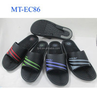 Non-slip PVC Injection Plastic Spa Slippers