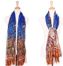 new Korean version cost cashew lip scarf Fashion lady shawls long