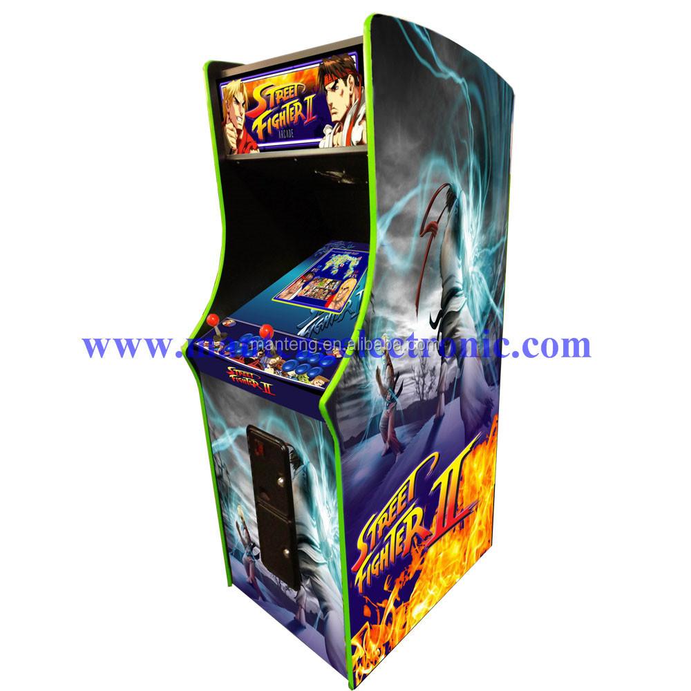 fighter arcade machine