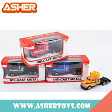 Hot Sale Car Toy Metal Model Mini White Diecast Truck For Sale