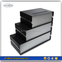Customized full aluminum project enclosure supplier