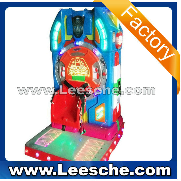 LSJQ-070 Transformers feris wheel kiddie ride/kids swing machine