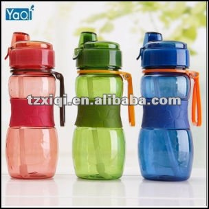 800ml plastic sports water bottle