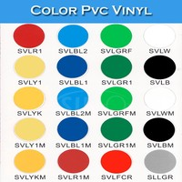 SINO Tinted Computer Cutting Vinyl PVC Self Adhesive Vinyl Sticker