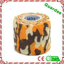 2 Inch x 5 Yards self adhesive elastic compression bandage for dog, pet