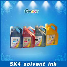 solvent printing ink High Washing Fastness universal printer ink refill