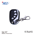 adjustable frequency garage door remote control for smart home system