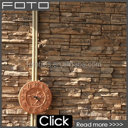 Natural broken slate shaper culture stone wall cladding